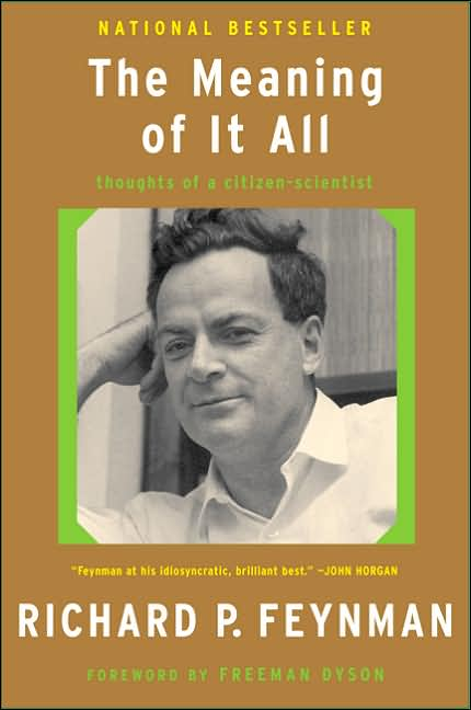a review of the amateur scientist by richard feynman
