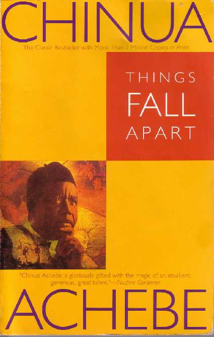 a review of the novel things fall apart by chinua achebe