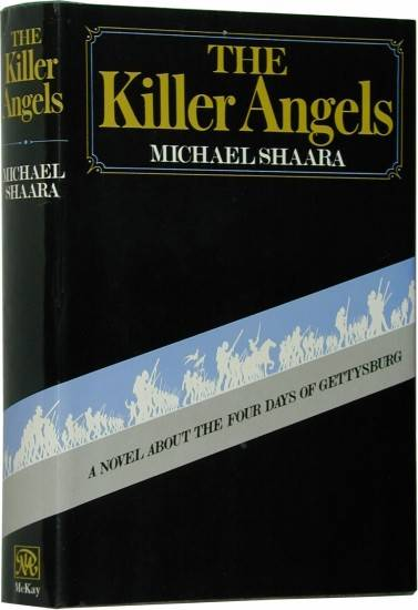 the understanding of life in michael shaaras the killer angels