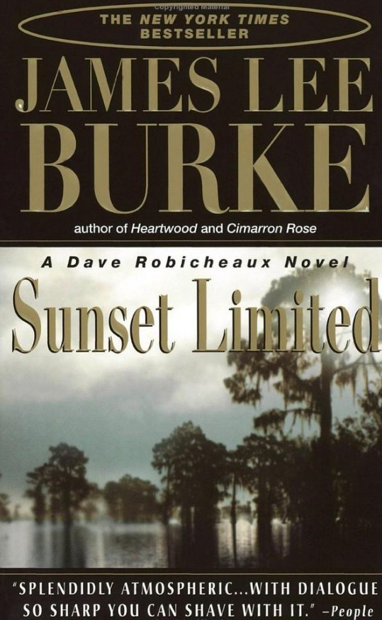 an analysis of the main characters from sunset limited by james lee burke All the main characters in this darkly beautiful, lyric saga carry heavy emotional baggage, and robicheaux's sleuthing is a simultaneous exorcism of demons of grief, loss, fear, rage, vengeance.