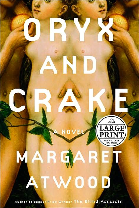 you cant have freedom and peace at the same time in the novel oryx and crake by margaret atwood