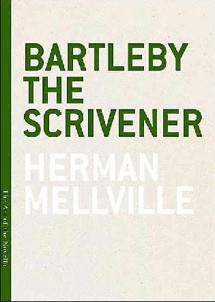 building up walls individual vs the society in herman melvilles bartleby the scrivener a story of wa Bartleby the scrivener herman melville's story bartleby the scrivener: a story of wall street the amount of work bartleby would be able to achieve up to.
