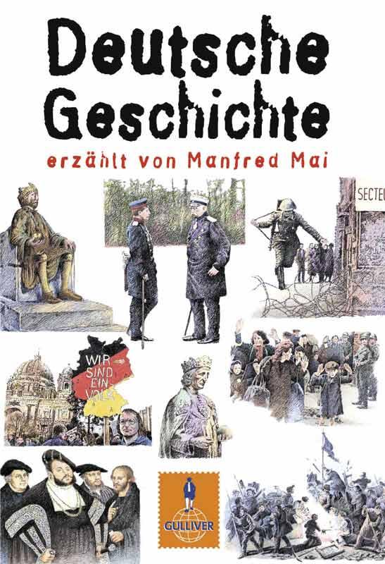 Книга Geschichte der Deutschen. T. 11