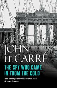An analysis of the story the spy who came in from the cold by john le carre